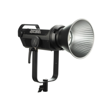 Rent Aputure Light Storm 300X Bi-Color LED Light Kit with V-Mount Battery Plate
