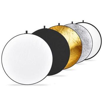 Rent 5-In-1 Reflector Disc (43 Inches) With Reflector Holder