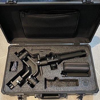 Rent DJI Ronin-S - Full Stock Kit + Hard Shell Case