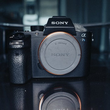 Rent Sony A7s II with battery grip, Metabones option, 3 batteries, charger, strap