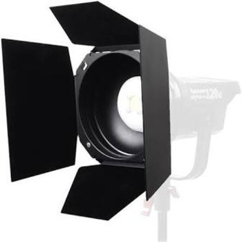 Rent APUTURE 300d MK II KIT -  w/ Lantern Softbox, Barn Doors, and Matthews stand [V-Mount Plate] - LIKE NEW