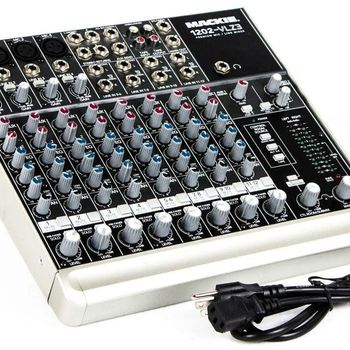Rent Mackie 1202-VLZ3 Mirco Series Mic/Line mixer