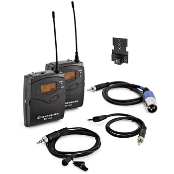 Rent Sennheiser G3 Wireless Mic Kit - Freq A