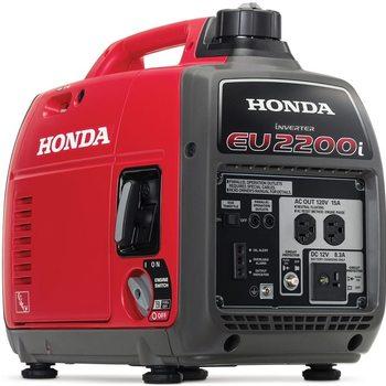 Rent Honda EU2200i Generator (2.2K)