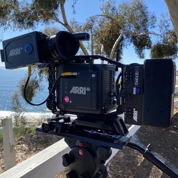 Rent Arri Alexa Mini LF Camera Package