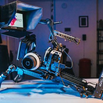 Rent Black Magic Pocket Cinema Camera 4K Ultimate Run & Gun Kit