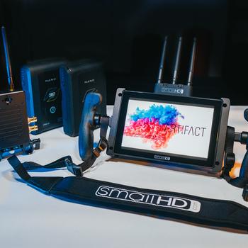"Rent SmallHD Wireless 7"" Monitor + Teradek Bolt Transmitter | Complete Directors Kit"