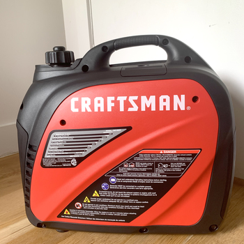 Rent Craftsman 2200i 2200 Watt SUPER QUIET CMXGIAC2200 Generator