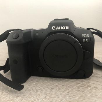 Rent Canon R5