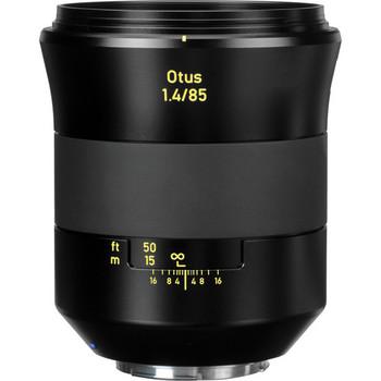 Rent Zeiss Otus 85 1.4 for Canon
