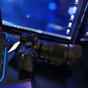 Rent Sony A7iii + 1.4 Zeiss Prime + Accessories