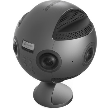 Rent Insta 360 Pro VR Camera for 360 and Live Immersive Broadcasting