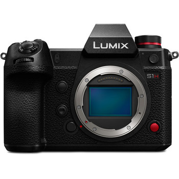 Rent LUMIX S1H & LUMIX 24-70MM | NETFLIX APPROVED!