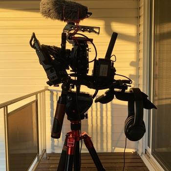 Rent Blackmagic Pocket Cinema 4k ** READY TO SHOOT** Bundle