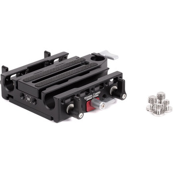 Rent Wooden Camera Unified Baseplate w/ 15mm Rods