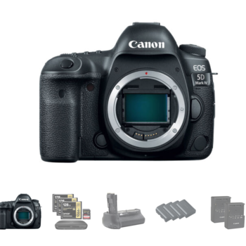 Rent Canon EOS 5D Mark IV w/Canon C-Log Complete Package