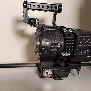 Rent Sony NEX-FS700R Super 35 Camcorder with Odyssey 7Q+ recorder + optional extras