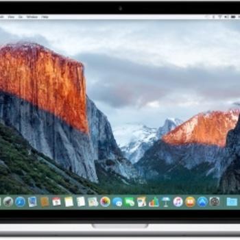 """Rent Apple MacBook Pro with Retina display - 15"""""""