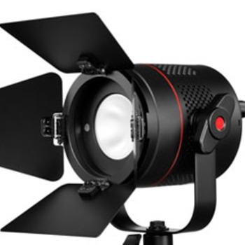 Rent Fiilex P360 LED Light with Softbox + P2Q Converter