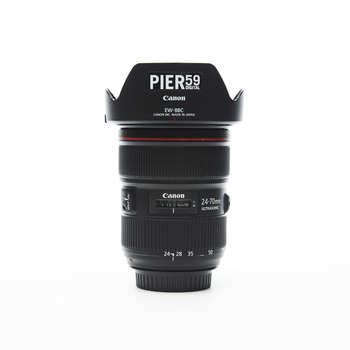 Rent Canon 24-70mm f/2.8L II