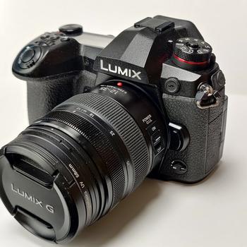 Rent Panasonic G9 with V-Log firmware, and Panasonic G X Vario 12-35 f2.8 lens, plus more kit. Up to 4K 60 10-bit.