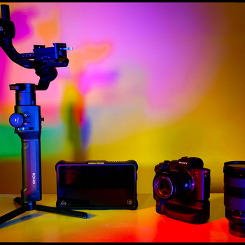 Rent Sony A7R IV (RN-S Ultimate kit) With Duo Lenses