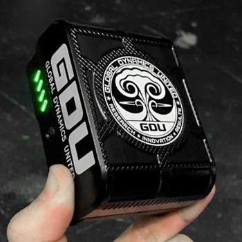 Rent GDU 98Wh Mini V-lock Battery
