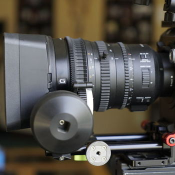 Rent Sony FS7II Camera Body & 18-110mm Zoom Lens + Canon Metabones Adapter