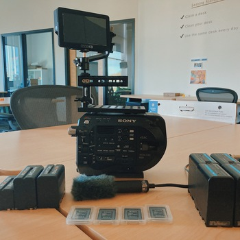 Rent Sony FS7 MII Kit - Ready to Shoot