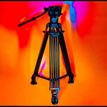 Rent E-Image GH10 Tripod With Fluid Head