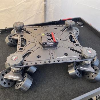 Rent Kessler Shuttle Dolly w/ Second Shooter System, high-torque motor