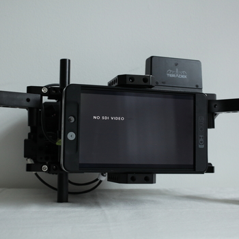 Rent Director's Monitor Kit w/ Small HD 702 Bright, Teradek Bolt 500 XT kit, And 2x Core Neo 98wh + Charger