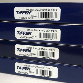 Rent Tiffen 4x5.65 BLACK PROMIST 4-Filter Set (1/8, 1/4, 1/2, 1)