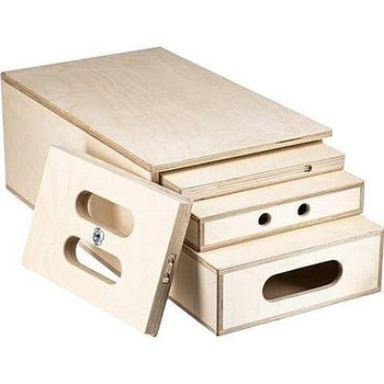 Rent 2 x Family of Apple Boxes