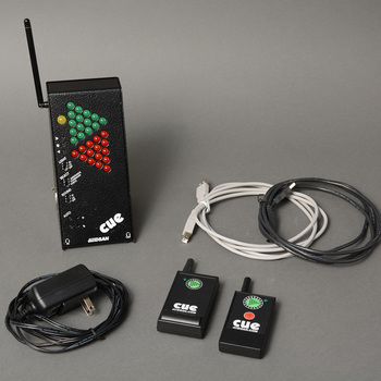 Rent DSAN PerfectCue System with 1-button and 2-button Transmitter