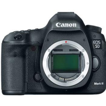 Rent Canon 5D Mark III Professional DSLR