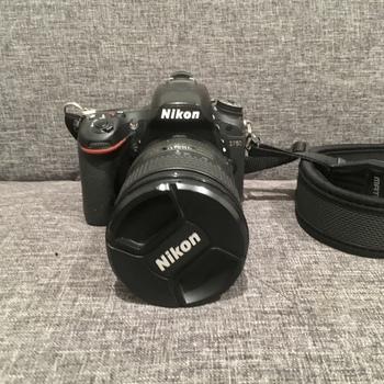 Rent Nikon D750 with AF-S Nikkor 28-300mm 1:3.5-5.6 G