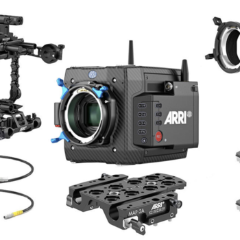Rent ARRI Alexa Mini LF 4.5K