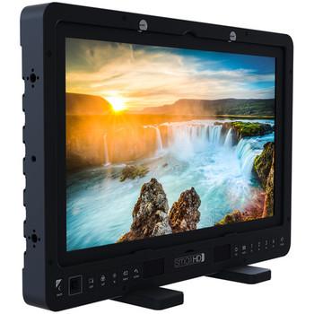 "Rent SmallHD 1703 P3X 17"" Studio Monitor Kit (Gold Mount) W/ custom case"