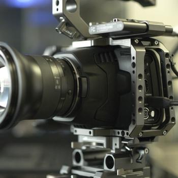 Rent Blackmagic Pocket Cinema Camera 6K + Tilta Cage