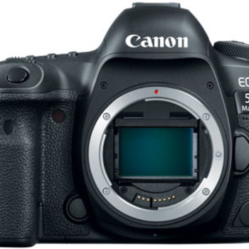 Rent Canon EOS 5D Mark IV 4K DSLR Camera with 2 batteries