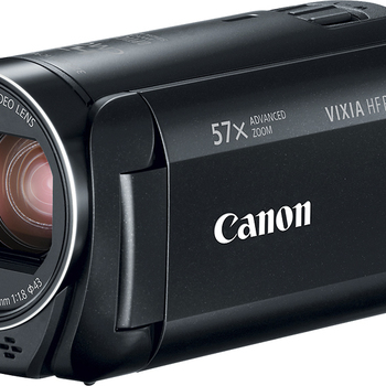 Rent Canon VIXIA HF R800 1080p Livestream Camcorder