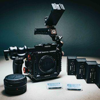 Rent RED KOMODO 6K Digital Cinema Camera - Basic Kit