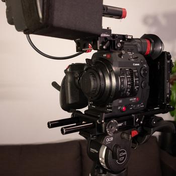 Rent CANON C300 MK II PL