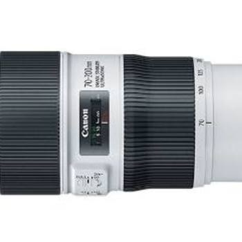 Rent Canon 70-200mm f/4L IS II - lightweight zoom!