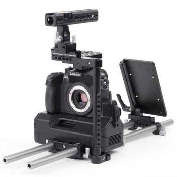 Rent Panasonic GH4 4K Mirrorless Cinema Camera Kit - MZCA