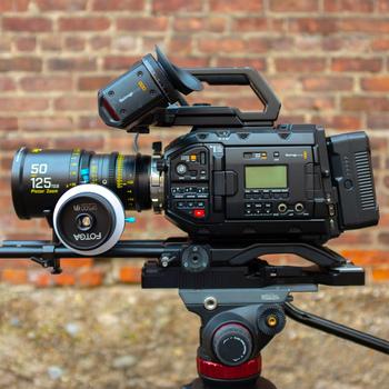 Rent Blackmagic URSA Mini 4.6K Full Camera Package