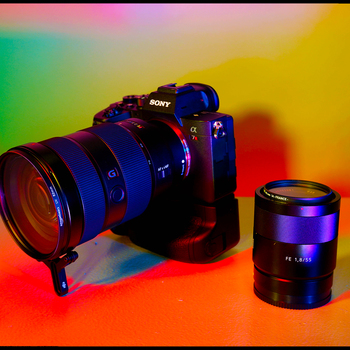 Rent Sony a7s III With 24-70mm f2.8 GM & 55mm f1.8 ZA Lenses