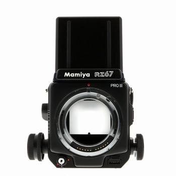 "Rent Mamiya RZ67 Professional Pro II ""D"" Medium Format SLR"