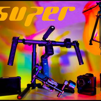 Rent Sony a7s III (Super Ronin M Kit) Lenses+Tripod+Ronin+Monitor
